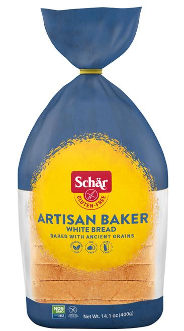 Schar Artisan Baker Gluten-Free White Bread
