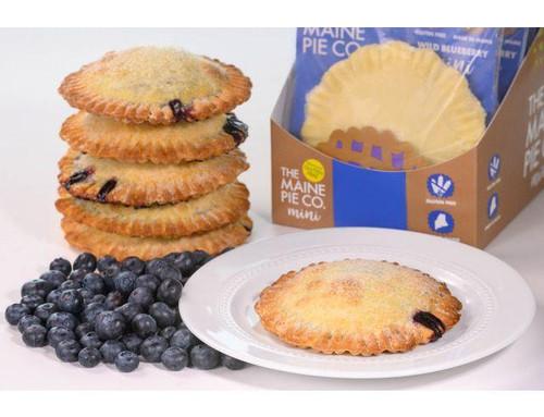 The Maine Pie Co. Gluten-Free Blueberry Mini Hand Pie (FROZEN)