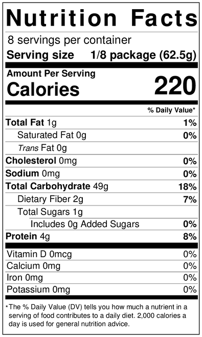 Farabella Bio-Organic Tricolore Fusilli
