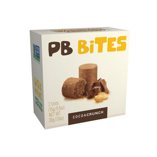 Pasokin Cocoa Crunch Peanut Butter Bites