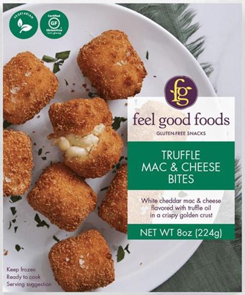Feel Good Foods Truffle Mac & Cheese Bites