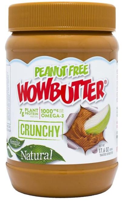 WOWButter Peanut Free Crunch