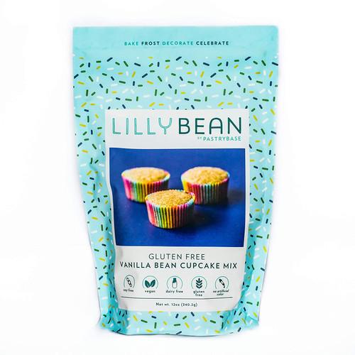 Lillybean Vegan Cupcake Mix Vanilla