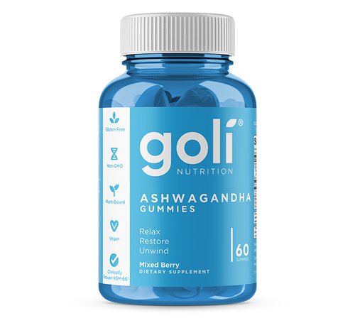 Goli Aswaganda Gummies