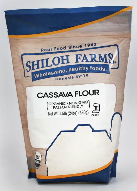 Shiloh Farms Cassava Flour, Organic
