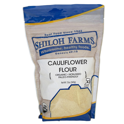 Shiloh Farms Cauliflower Flour, Organic
