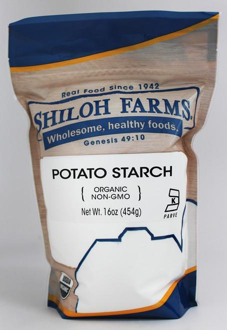 Shiloh Farms Potato Starch, Organic