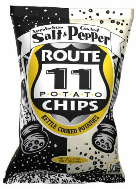 Route 11 Potato Chips Salt and Pepper Potato Chips