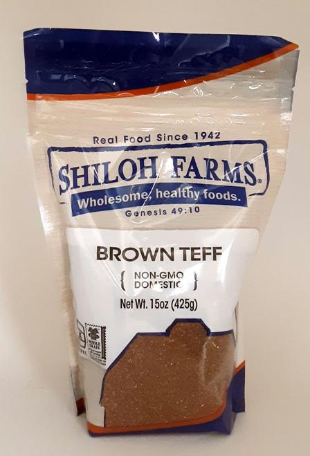 Shiloh Farms Brown Teff Grain