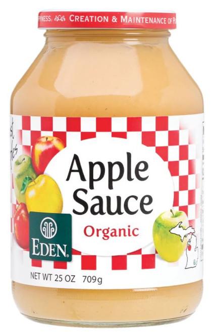 Eden Foods Organic Applesauce, Unsweetened