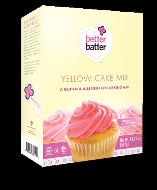 Better Batter Gluten-Free Yellow Cake Mix