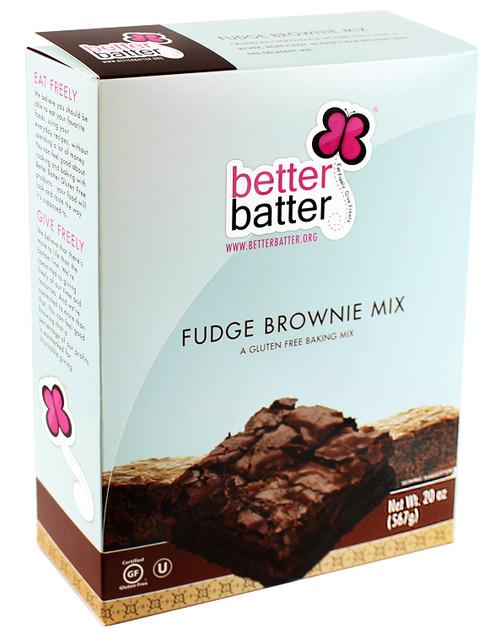 Better Batter Gluten-Free Fudge Brownie Mix