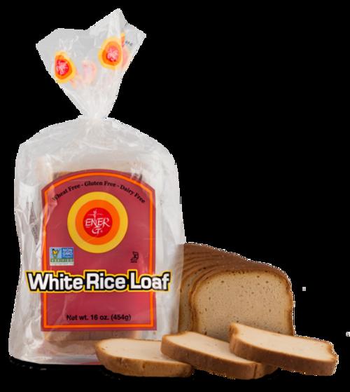 Ener-G Gluten-Free White Rice Loaf