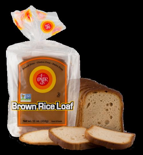 Ener-G Gluten-Free Brown Rice Loaf