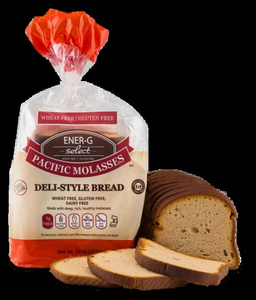 Ener-G Bread Gluten-Free Pacific Molasses