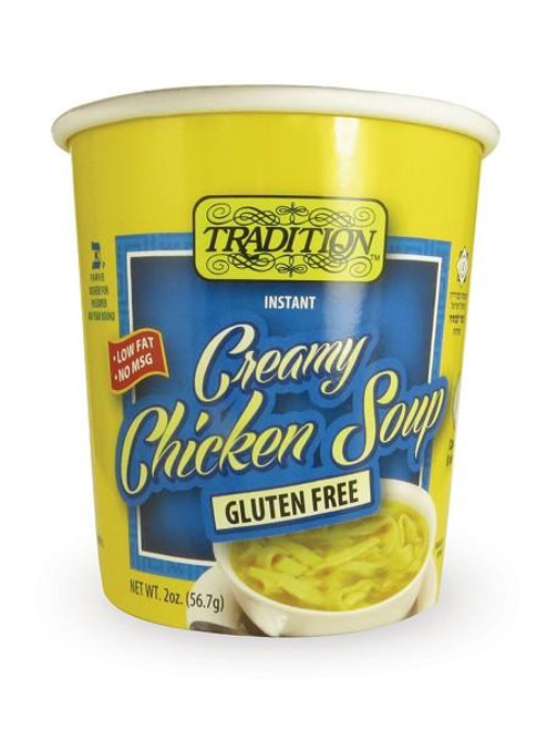Tradition Gluten-Free Instant Chicken Noodle Soup Cup