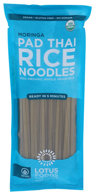 Lotus Foods Vegan Pad Thai Moringa Noodle