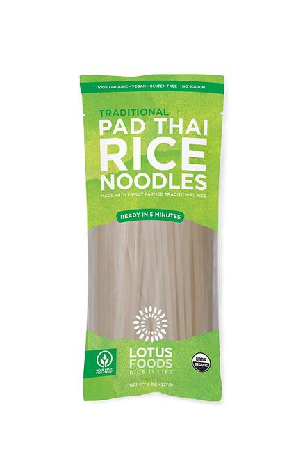 Lotus Foods Vegan Traditional Pad Thai Noodles