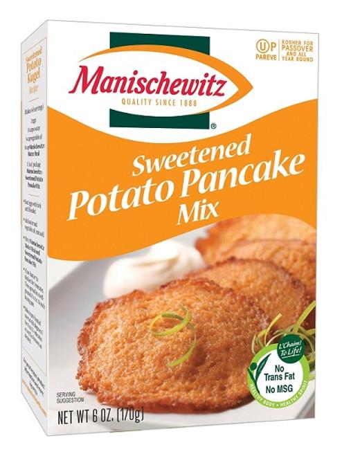 Manischewitz Gluten-Free Sweet Potato Pancake Mix
