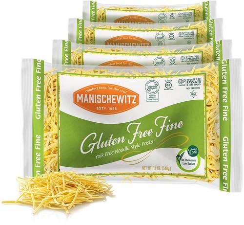 Manischewitz Gluten-Free Fine Egg Noodles