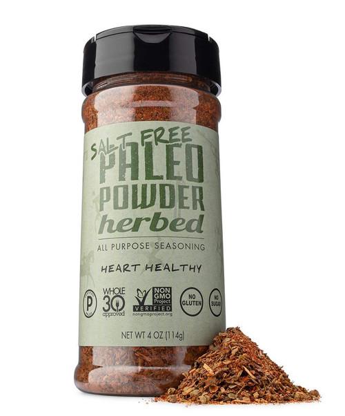 Paleo Powder Gluten-Free Herbed All Purpose Seasoning