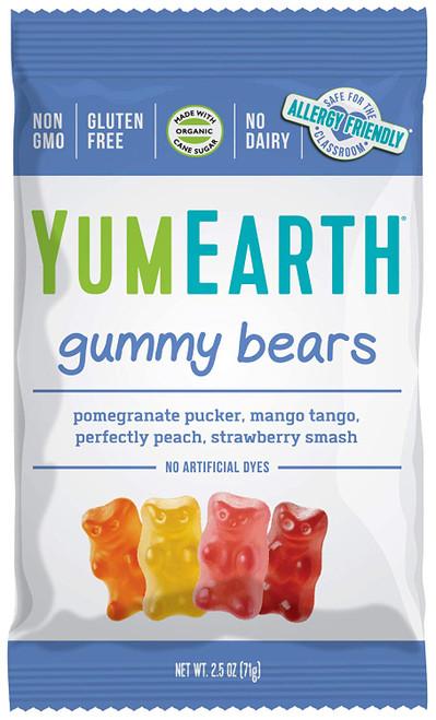 YumEarth Gummy Bears Organic