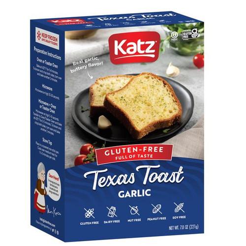 Katz Gluten-Free Texas Toast (FROZEN)