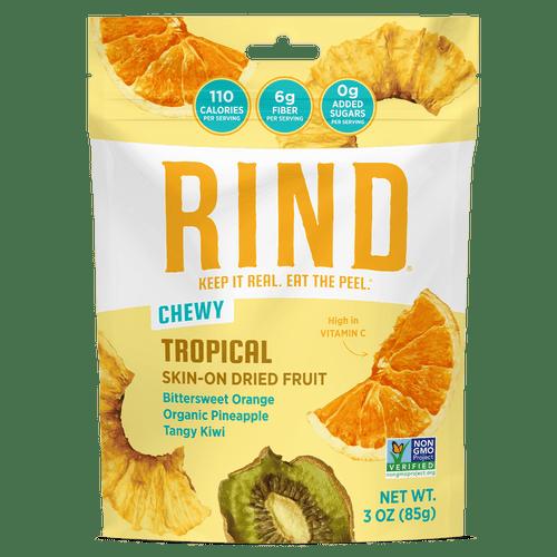 Rind Superfruit Kosher Snack Tropical Blend