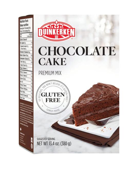 Duinkerken Gluten-Free Premium Chocolate Cake Mix