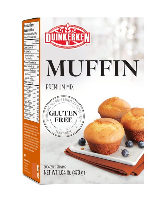 Duinkerken Gluten-Free Premium Muffin Mix