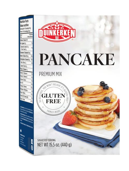 Duinkerken Gluten-Free Premium Pancake Mix