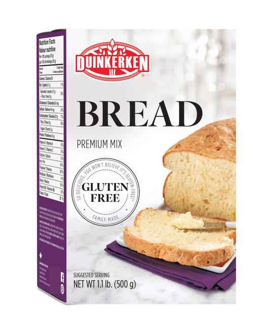 Duinkerken Gluten-Free Premium White Bread Mix