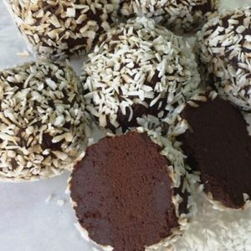 Starseed Bakery Paleo Brownie Truffles (FROZEN)