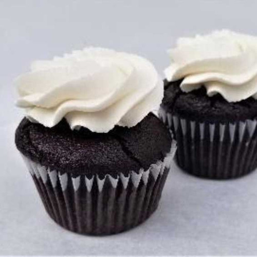 Starseed Bakery Vegan Red Velvet Chocolate Cupcakes (FROZEN)