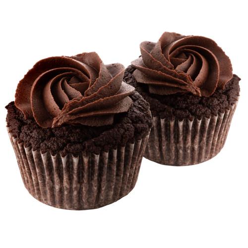Starseed Bakery Paleo Chocolate Cupcakes (FROZEN)