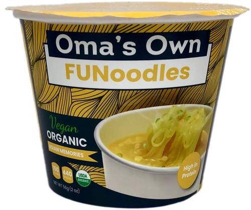 Oma's Own Asian Memories Vegan FUNoodles