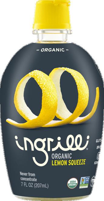 Ingrilli Citrus Organic Lemon Squeeze Juice