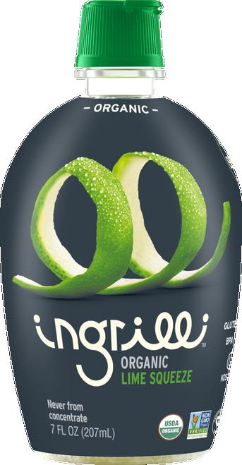 Ingrilli Citrus Organic Lime Squeeze Juice