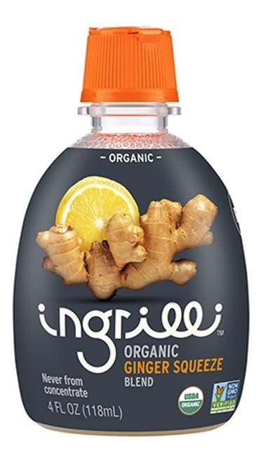Ingrilli Citrus Kosher Ginger Squeeze Blend
