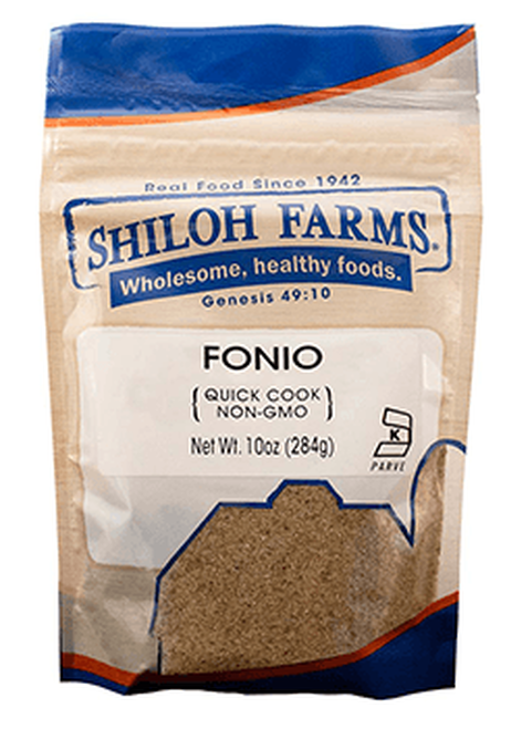 Shiloh Farms Gluten-Free Fonio,  Pearled & Parboiled