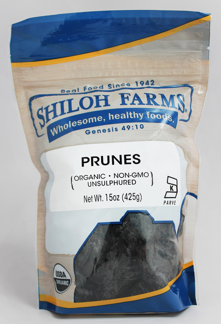 Shiloh Farms Pitted Prunes, Organic