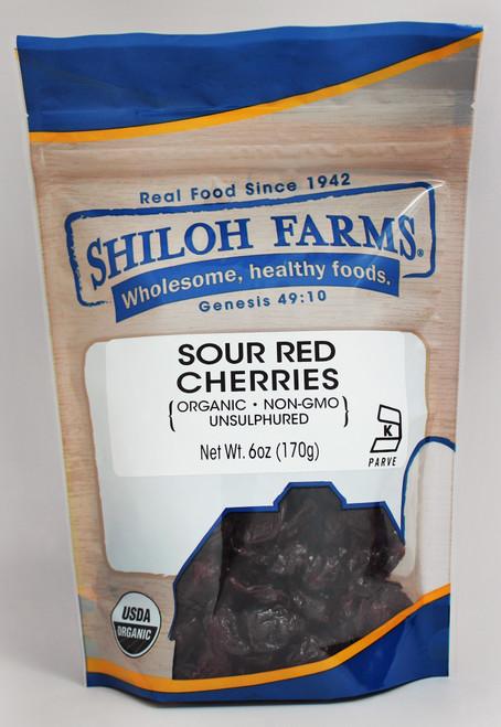 Shiloh Farms Sour Red Cherries, Organic