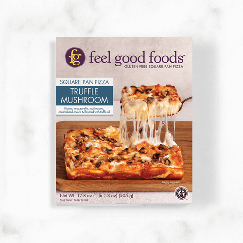 Feel Good Foods Truffle Mushroom Pan Pizza (FROZEN)