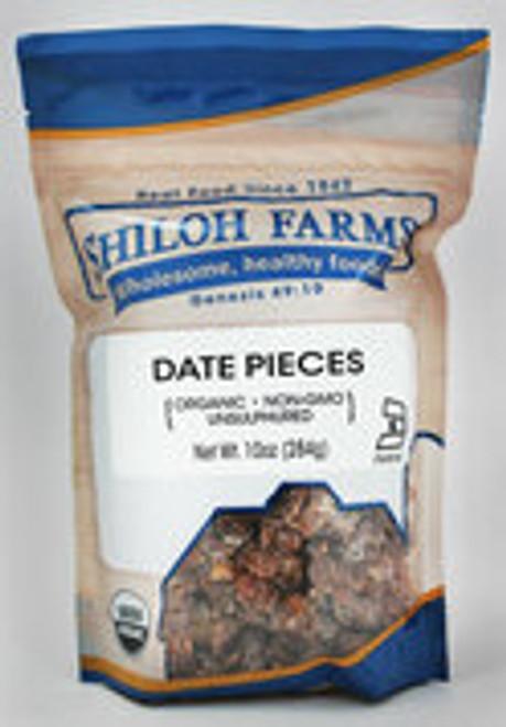 Shiloh Farms Date Pieces, Organic