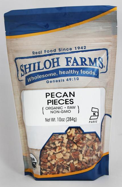 Shiloh Farms Pecan Pieces, Organic