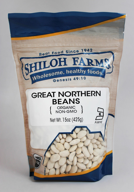 Shiloh Farms Great Northern Beans, Organic