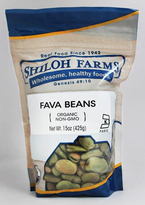 Shiloh Farms Fava Beans, Organic