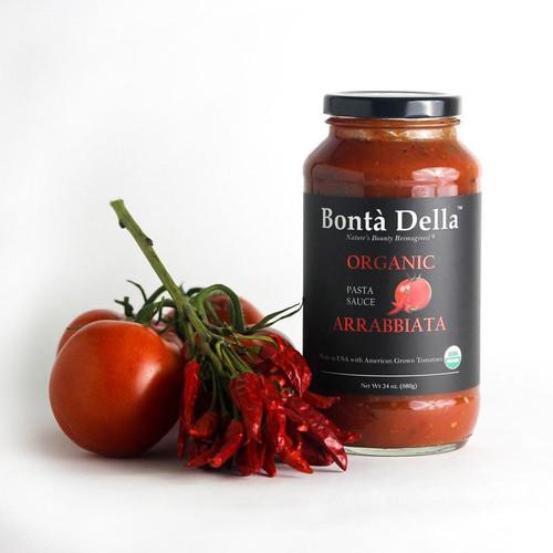 Bonta Della Arribiata Pasta Sauce Organic