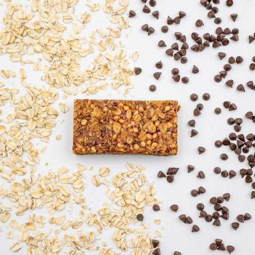 Kate's Real Foods Stash Bar Peanut Butter Hemp & Flax
