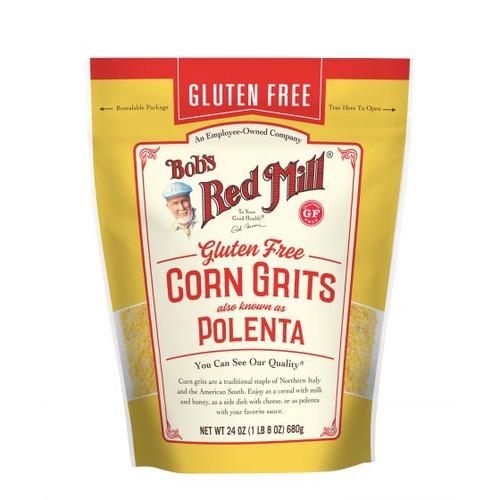 Bob's Red Mill Gluten-Free Corn Grits/Polenta